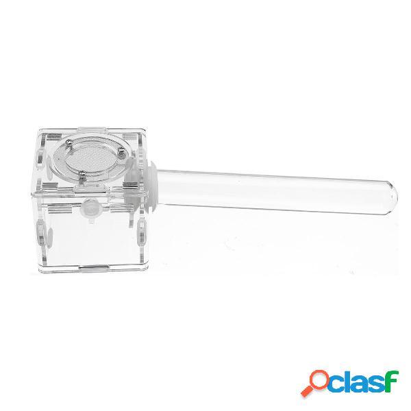 Nido de hormigas de tubos de vidrio con acrílico de la casa