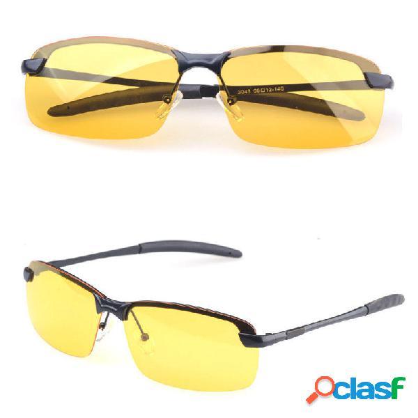 Nignight Vision Gafas Gafas de sol antideslumbrantes