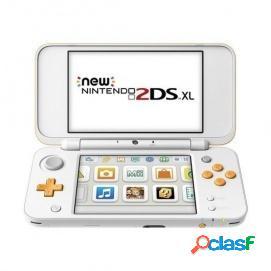 Nintendo New 2DS XL Blanca/Naranja