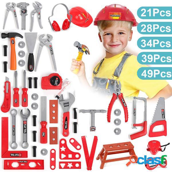 Niños herramientas Kit Niños Niños Niño Juego de roles
