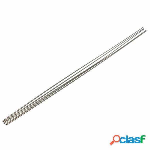 Od 2 mm x 1.6 mm de identificación de acero inoxidable 304.