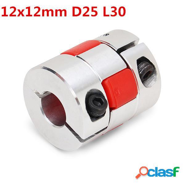 Od25mm x l30mm pasos del CNC conector de acoplamiento del