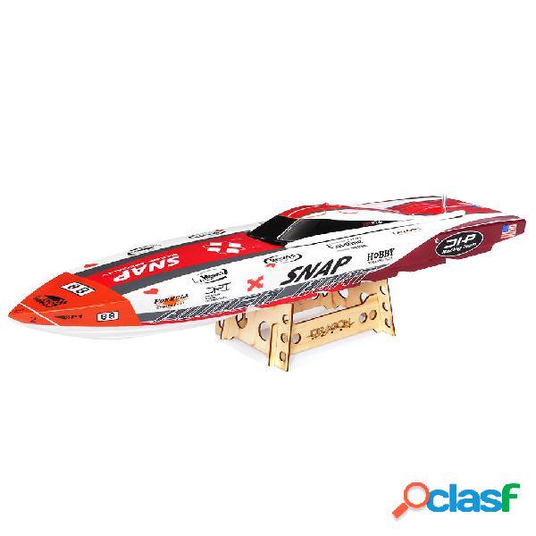 P1 Sin escobillas Alta velocidad 60 km / h RC barco Modelos