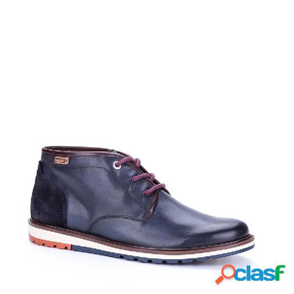 PIKOLINOS Calzado Zapato Berna Blue M8J-8153_I18-BLUE