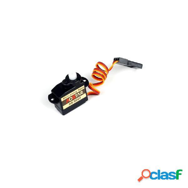 PZ 2.0g Servo Analog Plastic Gear 95g-110g Torque Molex Pico
