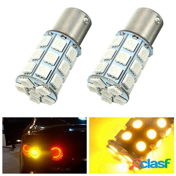 Par 21w 5050 27smd LED bombilla de la lámpara de cola luz