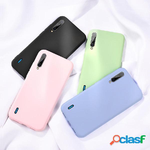 Para Xiaomi Mi A3 / Xiaomi Mi CC9e Caso Bakeey Líquido liso