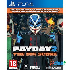 PayDay 2 - Crimewave: The Big Score Edition PS4