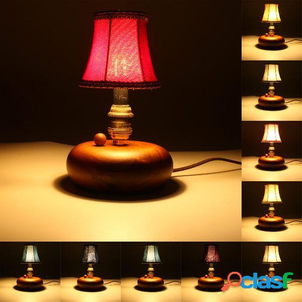 Pelusa pantalla de luz de la lámpara de pared colgantes de
