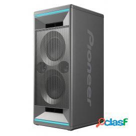 Pioneer Club 5 Altavoz Bluetooth RGB 120W Gris