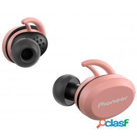 Pioneer SE-E8TW-P Auriculares Inalámbricos Bluetooth Rosa