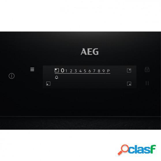 Placa Inducción AEG IAE63850FB 3f Flex Bisel