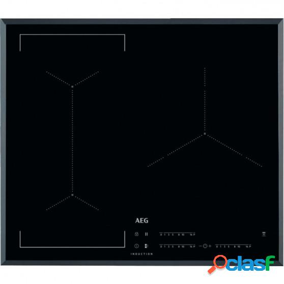 Placa Inducción AEG IKE63441FB 3f Flex Bisel