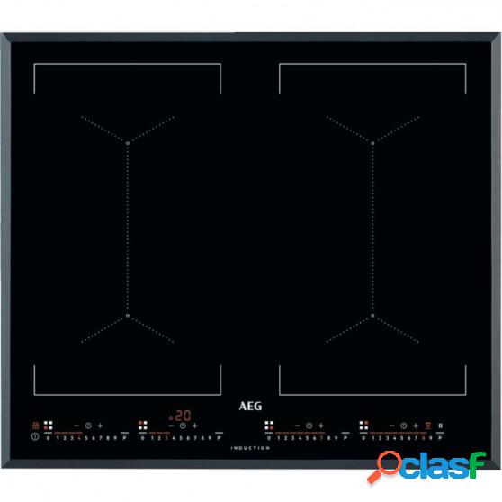 Placa Inducción AEG IKE64651FB 4f Flex Bisel