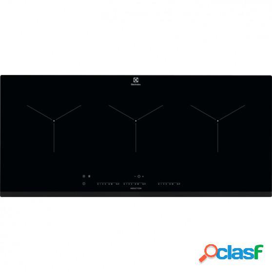 Placa Inducción ELECTROLUX EIT913 3f Flex 90cm