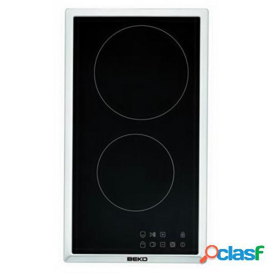 Placa Modular BEKO HDMC32400TX Inox Vitro 2f