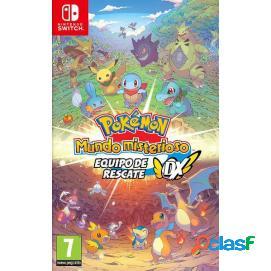 Pokémon Mundo Misterioso: Equipo de Rescate DX Nintendo