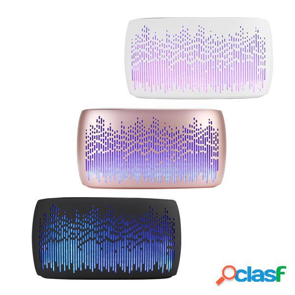 Portátil inalámbrico Bluetooth súper bajo opcional luz
