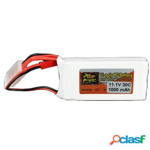 Potencia ZOP 7.4V 2200mAh 35C 2S Lipo Batería 3.5mm Banana