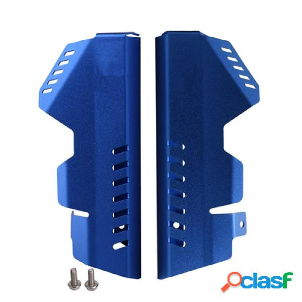Protector de la cubierta protectora lateral del radiador CNC