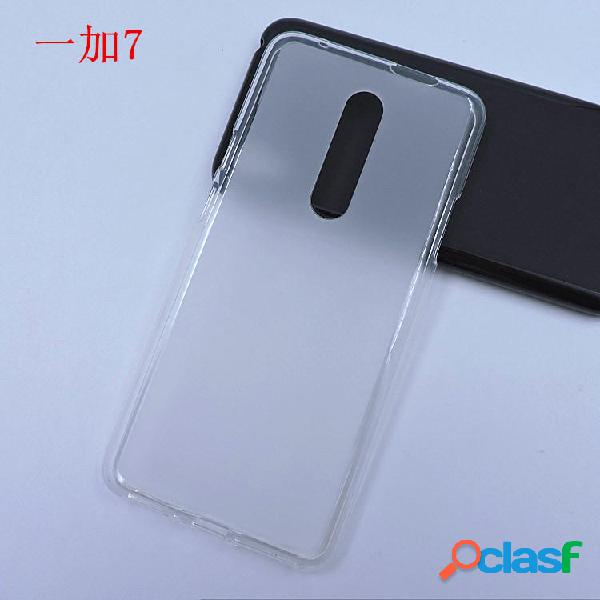 Pudín ultrafino Bakeey Soft TPU protector Caso para OnePlus