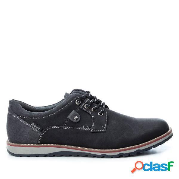 REFRESH Calzado Zapatos Negro 69064-NEGRO