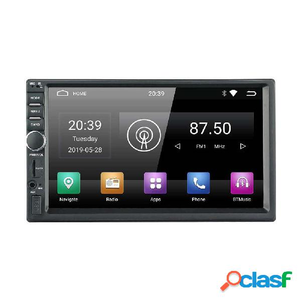 RM-TQ0011 7 Inch 2 Din para Android 9.0 Coche Stereo Radio 4