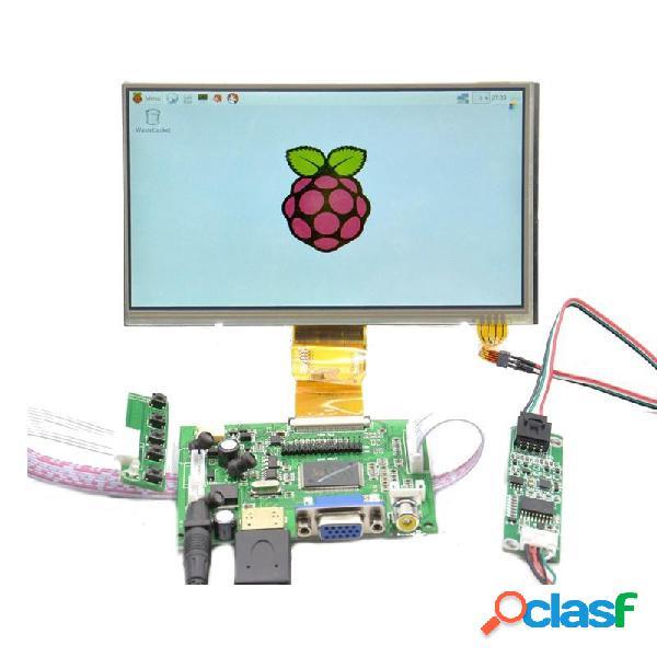 Raspberry Pi 7 pulgadas HD 1024 * 600 Kit de pantalla