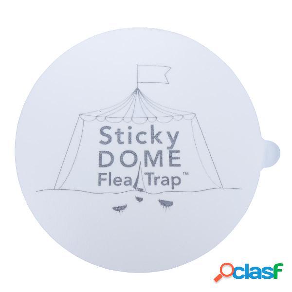 Recambio de trampa de pulgas pegajosas Discos de pegamento