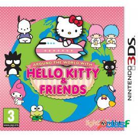 Recorre Mundo Hello Kitty Sus Amigos 3DS