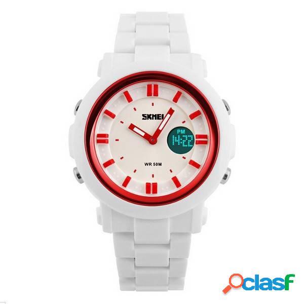 Reloj deportivo SKMEI 1062 para hombre Mujer analógico