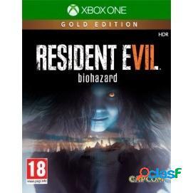 Resident Evil 7: Biohazard Edición Gold Xbox One