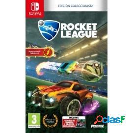Rocket League Edición Coleccionista Nintendo Switch