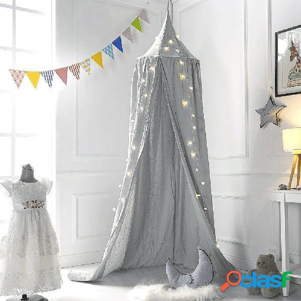 Ropa de cama para niños Cama para bebés Canopy Netding