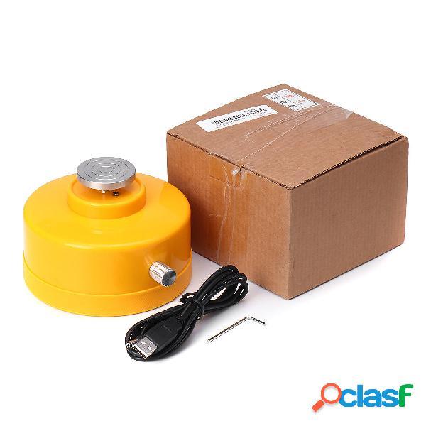 Rueda de cerámica eléctrica USB 4.3 / 6.5cm Velocidad