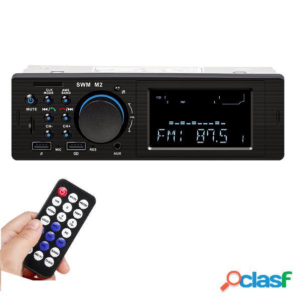 SWM-M2 Coche Reproductor de audio estéreo MP5 MP3 bluetooth