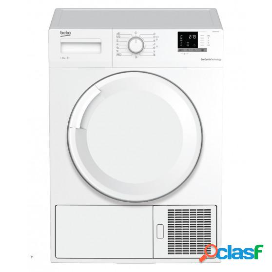 Secadora BEKO DHS8312PA0 Blanco 8Kg