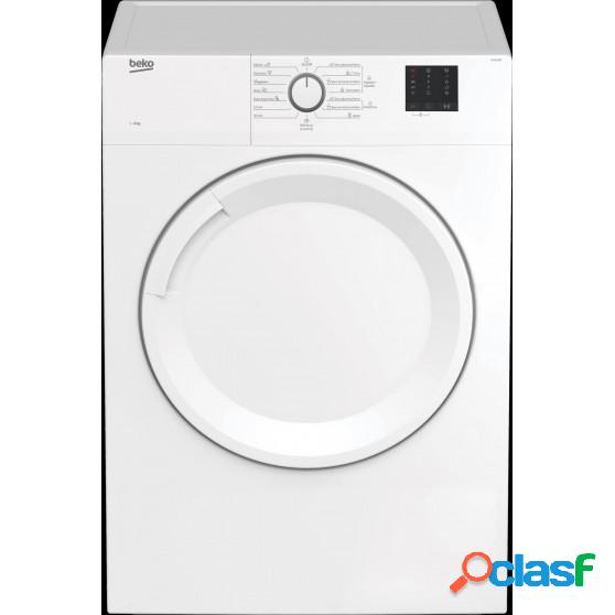Secadora BEKO DV8120N Blanco 8Kg