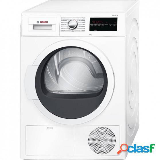 Secadora BOSCH WTG86260EE Blanco 8kg