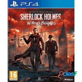 Sherlock Holmes: The Devil's Daughter PS4