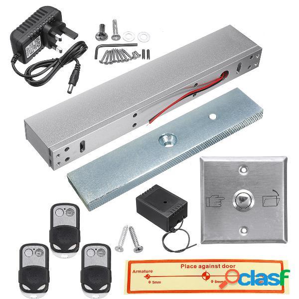 Sistema de control de acceso de puerta Puerta magnética