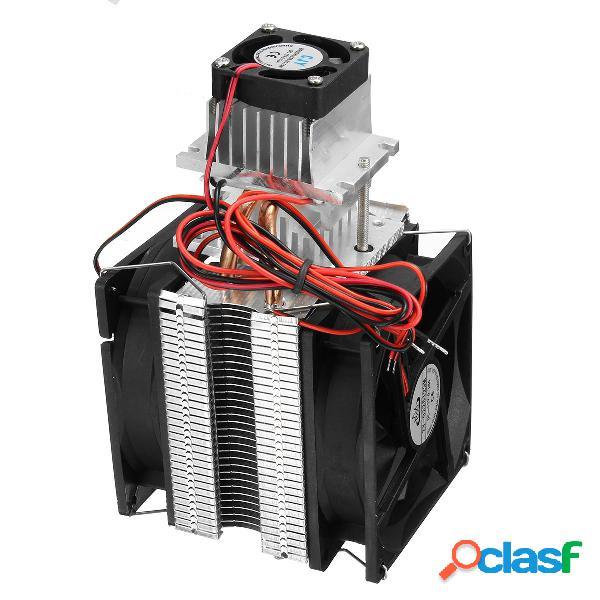 Sistema de enfriamiento termoeléctrico Peltier de la