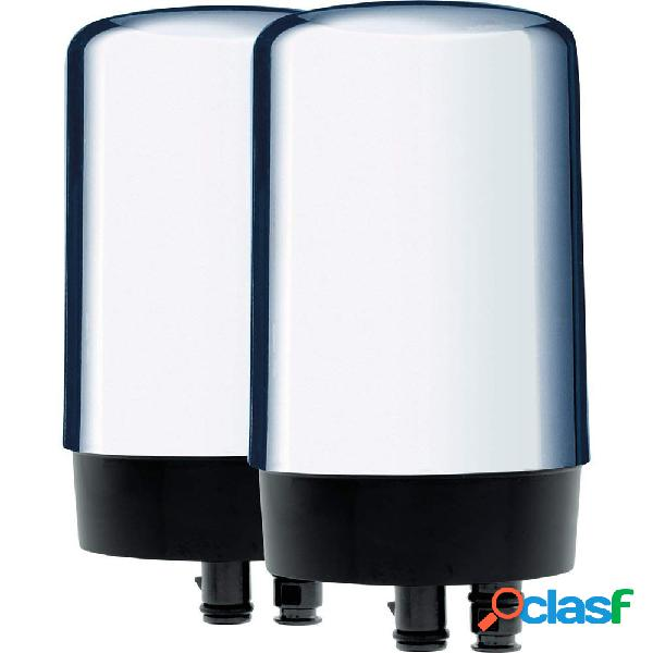 Sistema de filtración de agua de grifo de 2 piezas Filtro