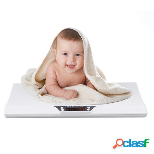 Smart Weigh 44lbx0.4oz Confort Bebé digital Escala Bebés