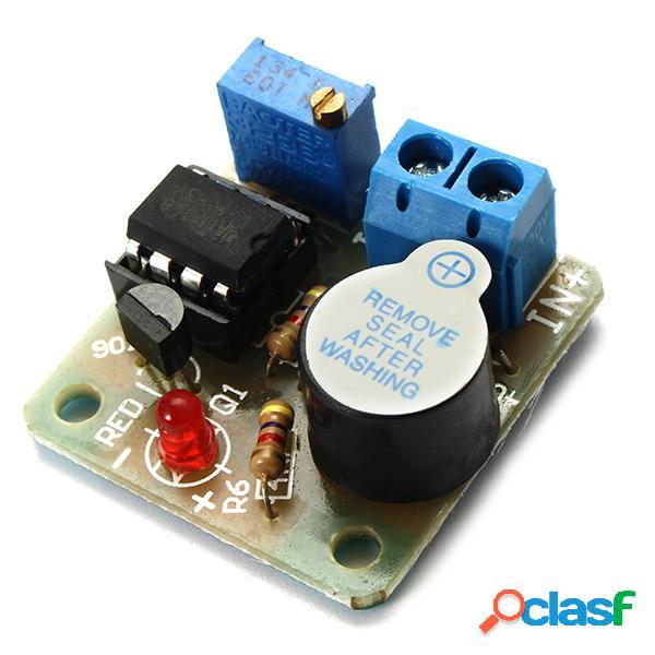 Sonido de la batería de 9V y 12V módulo de protección