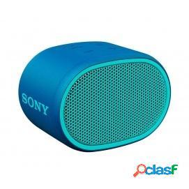 Sony SRS-XB01 Altavoz Inalámbrico Bluetooth Azul