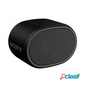 Sony SRS-XB01 Altavoz Inalámbrico Bluetooth Negro