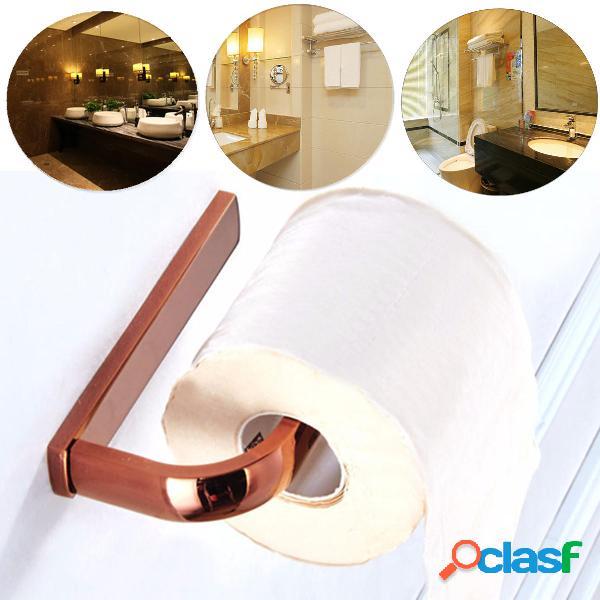 Soporte de estante de papel higiénico Soporte de rollo
