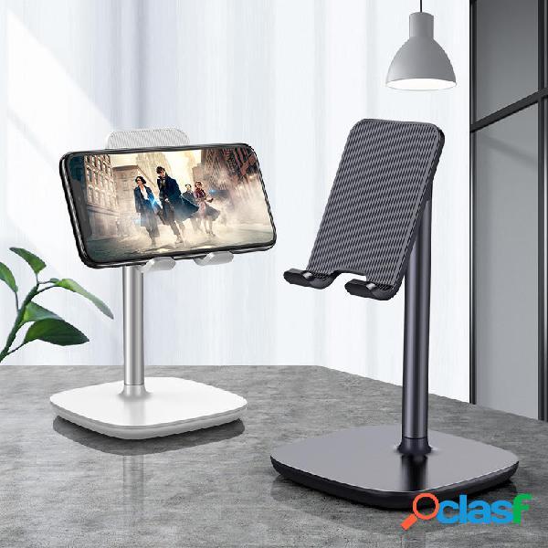 Soporte de tableta de soporte de teléfono de escritorio de
