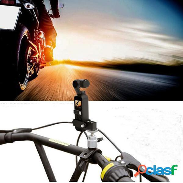 Soporte para bicicleta Soporte de bicicleta Abrazadera Clip